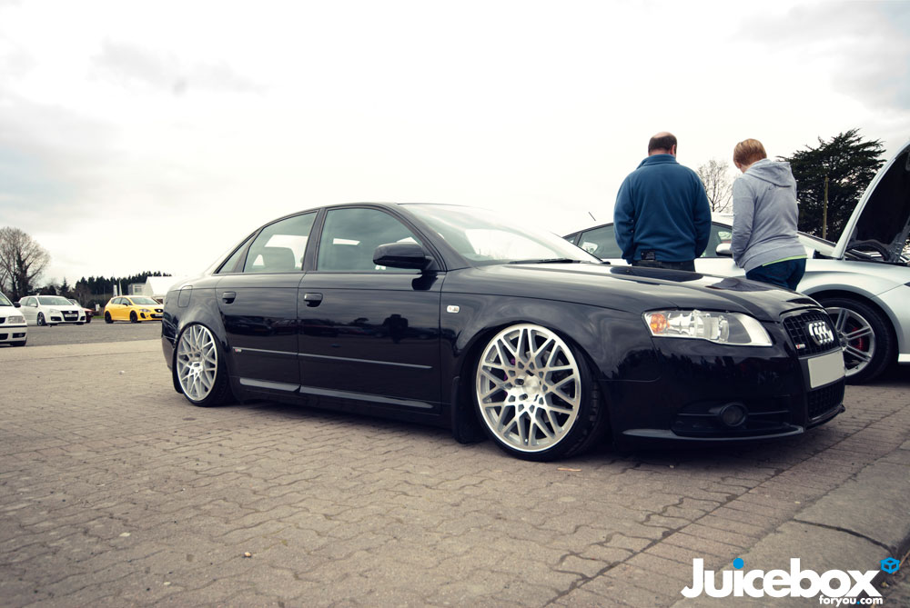 Best Most Prefered Coilovers For B7 A4 Page 2