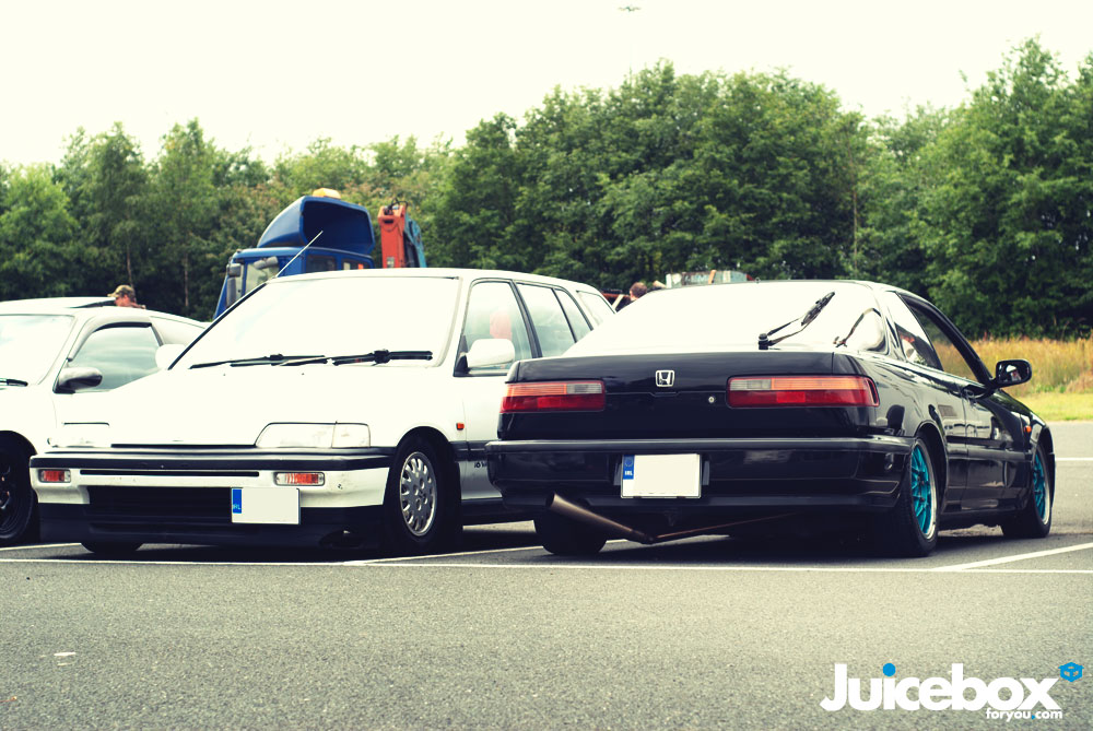 Juiceboxforyou » Blog Archive » Meets: Old School Honda Meet